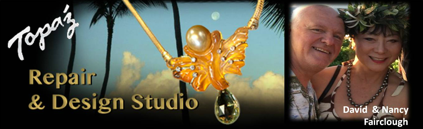 Welcome to Maui Topaz - Hawaiian Jewelry & Personalized Service...The Choice of Maui Residents & Tourists Alike